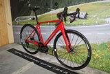Superior Elite Full carbon Gravel/weg/racefiets Shimano 105 Maat M 48cm Nieuw_