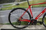 Superior Elite Full carbon Cros/Gravel/weg/racefiets Shimano 105 Maat L 50-54cm Nieuw_