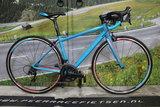 Cube Axial Shimano 105 dames racefiets 43cm NIEUWSTAAT_