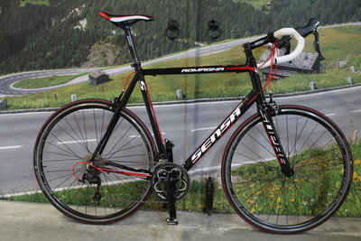 Sensa Romagna, Dames,Heren,racefiets 62cm!!!!! 105 ZGAN!!!!