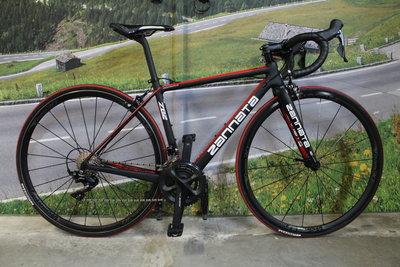 Zannata Z82 Full Carbon Shimano 105 R7000  45cm NIEUW!!!! SPECIALE