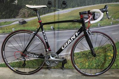Giant TCR  racefiets 56cm Ultegra ZGAN!!!