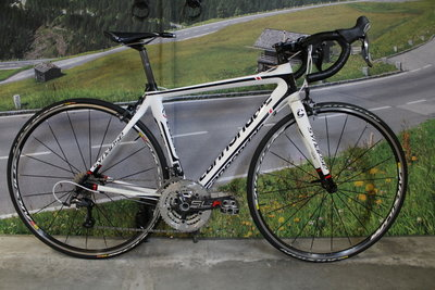 CANNONDALE SYNAPSE FULL CARBON 49CM ULTEGRA ZGAN!!!!!!!