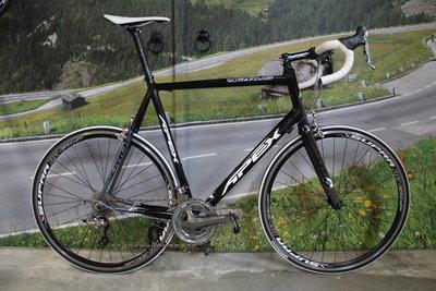 Apex Ycarus Racefiets 65cm!!!!!! Shimano 105 ZGAN!!