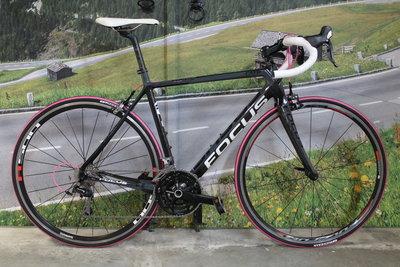 Focus Cayo Full Carbon Dames,heren,jeugd,Racefiets 105 52cm