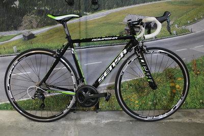 Sensa Romagna, Dames,Heren,jeugd,racefiets 48cm!!!!! Shimano Tiagra Nieuw!!!!