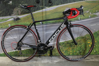 Focus Cayo  Dames,heren,jeugd,Racefiets 105 52cm Full Carbon ZGAN!!!!!!!