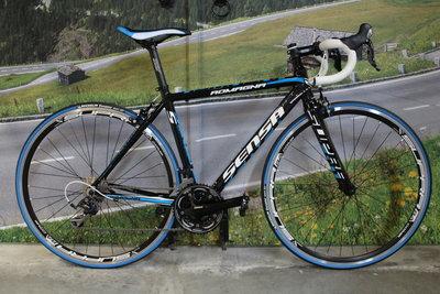 Sensa Romagna Shimano 105 Nieuw!! 48CM