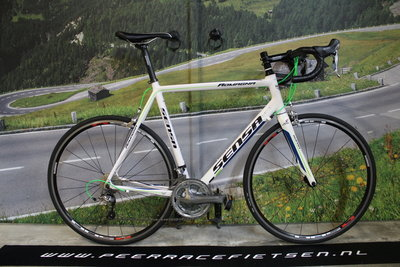 Sensa Romagna, racefiets 60cm!!!!! Shimano 105 ZGAN!!!