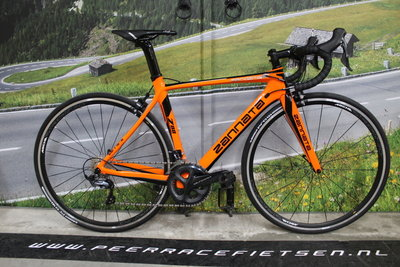 Zannata Z88 Full Carbon Dames,Heren,Jeugd,racefiets  48cm Shimano Ultegra R 8000 NIEUW!!!