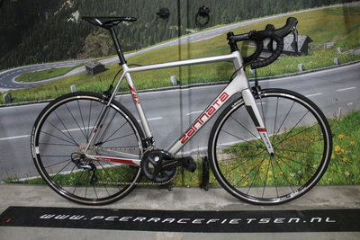 Zannata Z82 Maat XL 58cm Shimano Ultegra R8000  Full Carbon Nieuw