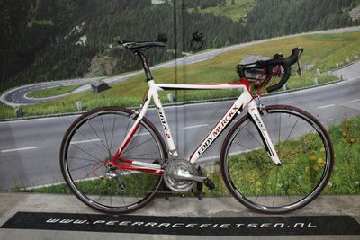 Eddy Merckx Heren,Jeugd,Racefiets  60cm Shimano Tiagra zgan