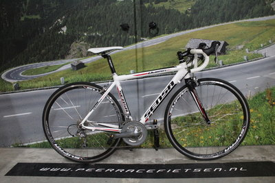 Sensa Umbria Dames, Jeugd, Kinder, Racefiets 48cm Shimano Tiagra ZGAN