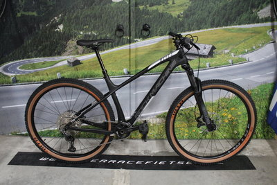 Rock Machine Full carbon Maat M Shimano Deore 1x12 NIEUW