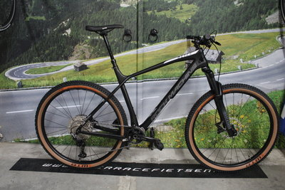 Rock Machine Full carbon Maat XL Shimano Deore 1x12