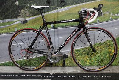 Sensa Toscana Full Carbon 55cm Shimano 105 NIEUWSTAAT