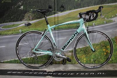 Bianchi Vertigo Shimano Tiagra  54cm NIEUWSTAAT