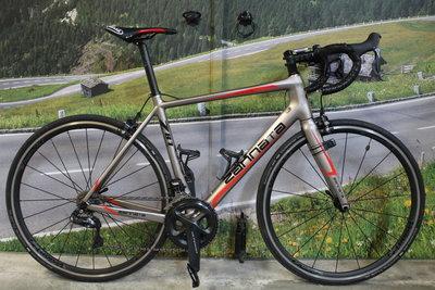 ZANNATA Z81 Full Carbon Ultegra R8000 Di2 DEMO!! Maat L