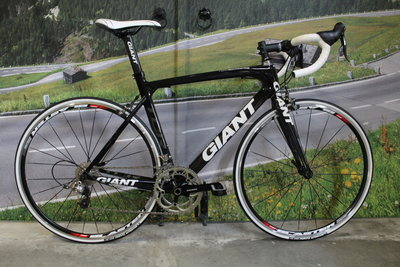 Giant TCR Full Carbon Sram 54cm ZGAN!!