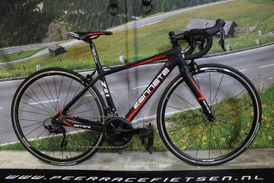 Zannata Z81 Dames,Jeugd,Kinder,Racefiets  Shimano 105 Full Carbon 42cm NIEUW!!!!