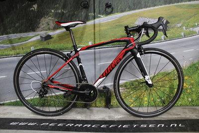 Wilier GTC Full Carbon Dames,Heren,Jeugd,Racefiets 45cm Shimano 105 ZGAN