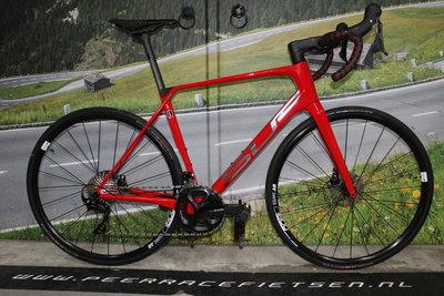 Superior Elite Full carbon Gravel/weg/racefiets Shimano 105 Maat L 50-54cm Nieuw