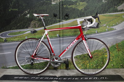 Trek 2.5  Heren, racefiets Ultegra 62cm ZGAN!!!