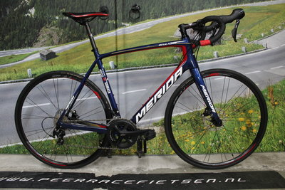 Merida Scultura Bharain 4000 Shimano 105 Full Carbon 56cm NIEUW